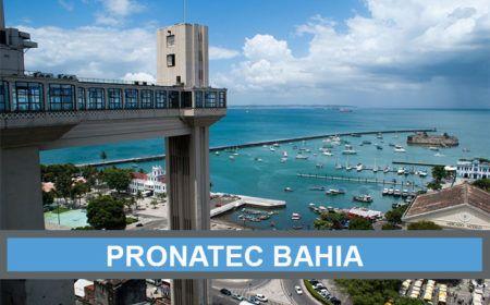 Pronatec BA 2016