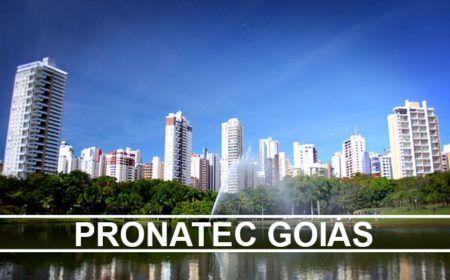 Pronatec GO 2016