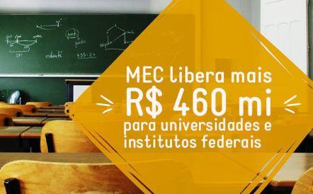 MEC investe em assistência estudantil