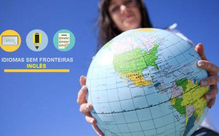 Idiomas sem Fronteiras – Inglês sem Fronteiras
