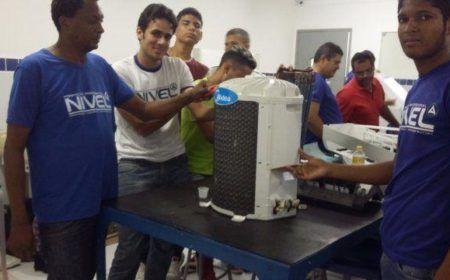 Curso de Refrigeração e Climatização