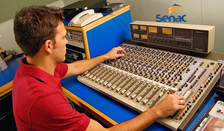 Curso Técnico de Rádio e TV Gratuito