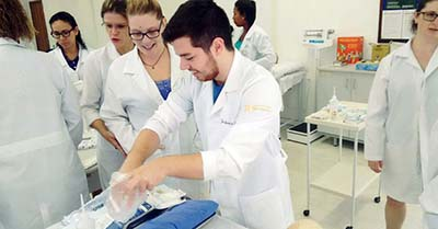 Curso Técnico em Enfermagem Cetem