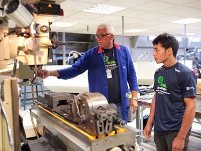 Cursos de Aprendizagem Industrial MG