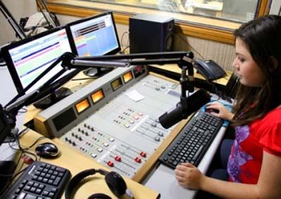 Técnico em Rádio e Televisão