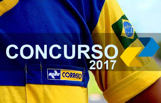 Concurso Correios 2017