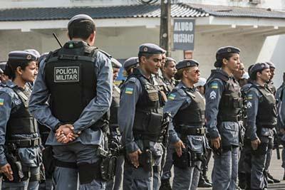 Concurso Polícia Militar BA