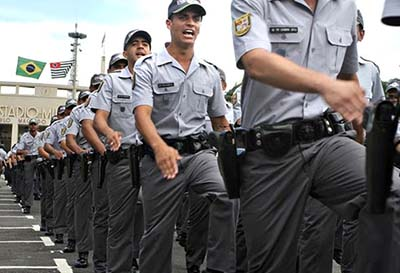 Concurso Polícia Militar GO
