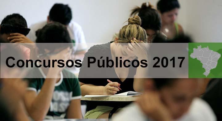Concursos Públicos com Inscrições Abertas