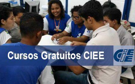 Cursos Gratuitos CIEE 2017