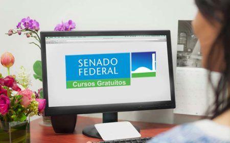 Cursos Senado Federal – Capacitações Online e Gratuitas
