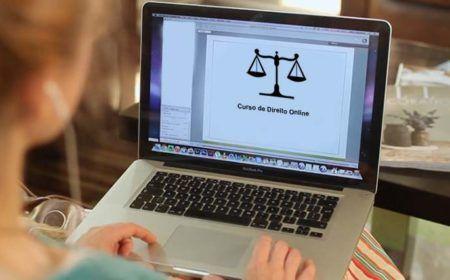 Cursos de Direito a Distância
