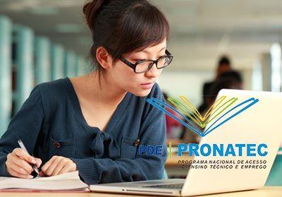 Pronatec Cursos Online