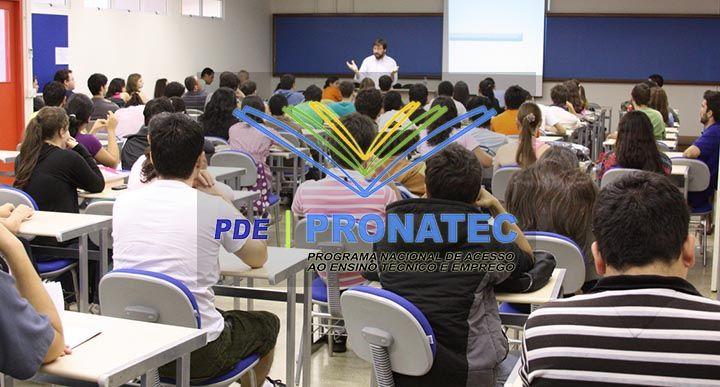 Seleção Professores Pronatec