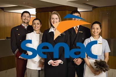 Senac oferece quatro capacitações ligadas ao Turismo
