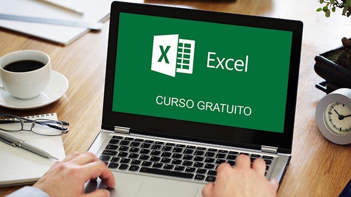 Curso Excel Online Grátis Cursos Com Certificado Faça Sua Inscrição