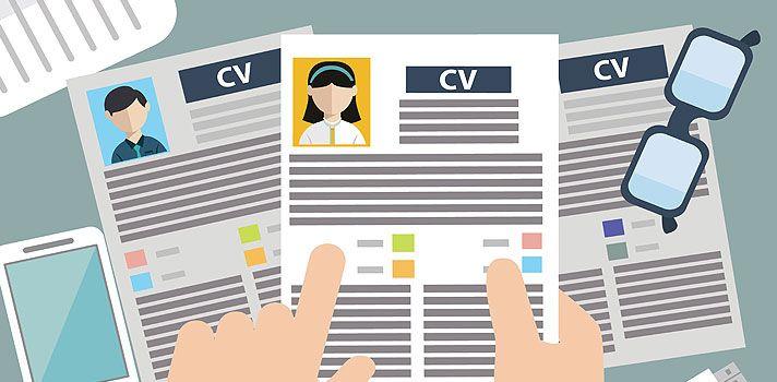 Modelo currículo para primeiro emprego