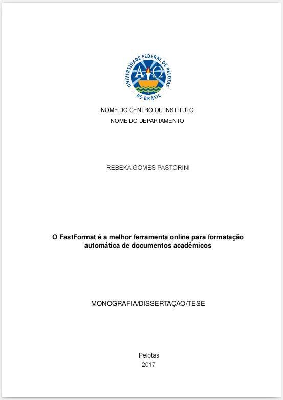 Normas ABNT atualizadas para TCC e Monografias 2017