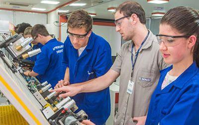 Cursos Aprendizagem Industrial BA