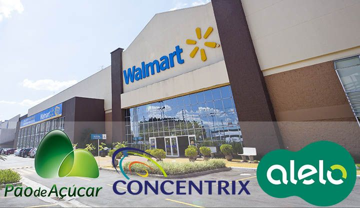 Walmart, Pão de Açúcar e Alelo Oferecem Vagas de Emprego