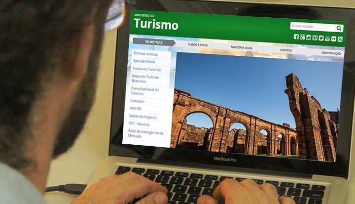 Cursos Gratuitos Ministério do Turismo