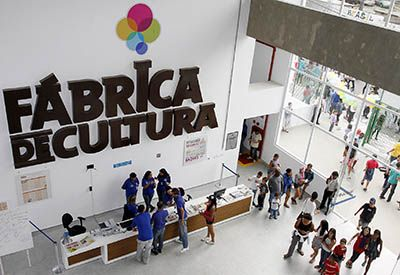 Fábrica de Cultura Itaim Paulista
