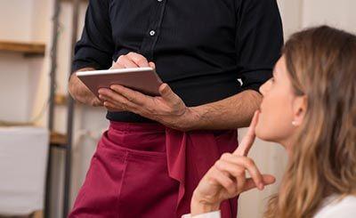 Técnico em Restaurante e Bar Senac