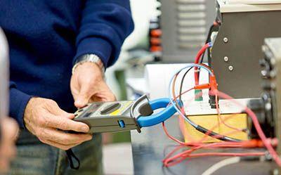 cursos de Eletricista de Manutenção