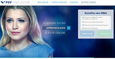Cursos FGV Online
