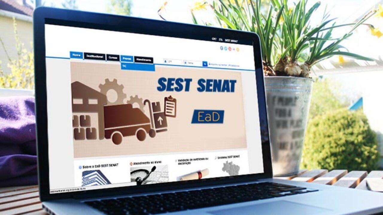 Cursos Online Gratuitos Sest Senat - Mais de 200 Cursos a Distância