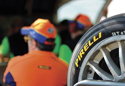 Programa de Estágio Pirelli 2018
