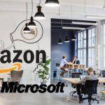 Vagas de Estágio - Itaú, Microsoft e Amazon