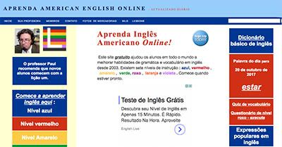 Curso Online Learn American English Online