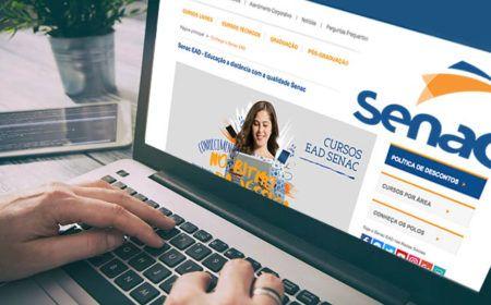Cursos Online Gratuitos com Certificado Senac 2020