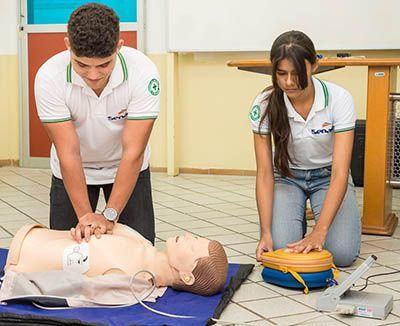 Inscrições Técnico em Enfermagem Senac 2018