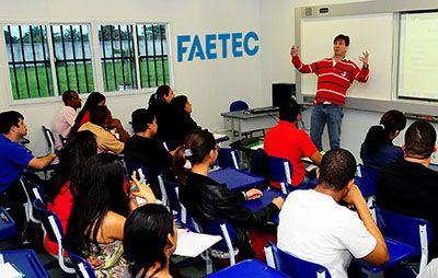 Técnico Faetec RJ 2018