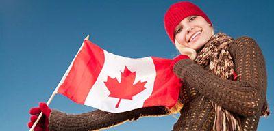 Variedade cultural Intercâmbio Canadá