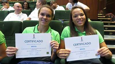 Certificado Escola do Trabalhador
