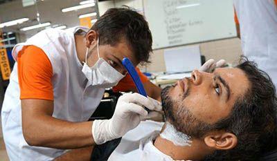 Curso Cortes de Cabelo Masculino e Técnicas de Barbear Senac