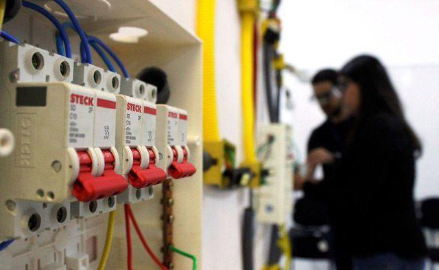 Curso de Eletricista Instalador Senai 2018