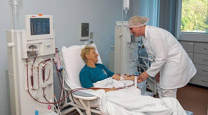Enfermagem Técnica em Hemodiálise Senac 2018