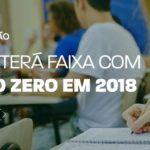 Novo Fies 2018