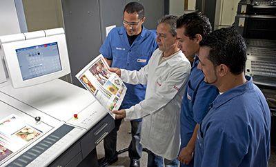 Salário Técnico em Impressão Offset Senai 2018