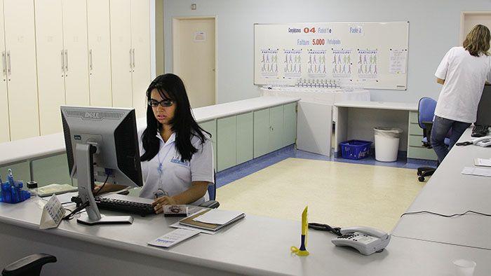 Serviços Administrativos em Instituições de Saúde Senac 2018