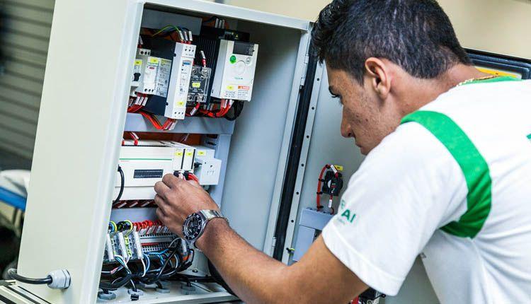 Técnico em Eletrônica Senai 2018