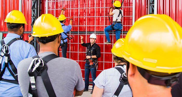Técnico em Segurança do Trabalho na Construção Senac 2018