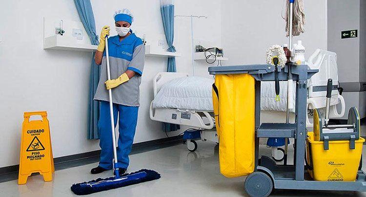 Curso Gratuito de Limpeza Hospitalar 2018