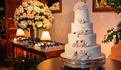 Curso de Bolos de Casamento com Certificado