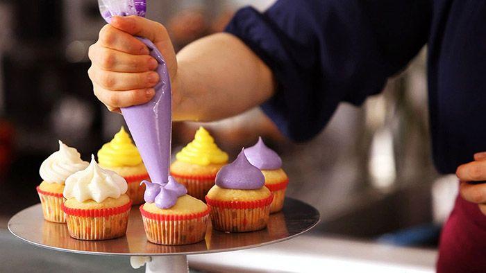 Curso de Cupcake Senac 2018