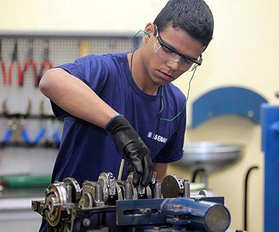 Curso de Mecânica Industrial com Certificado